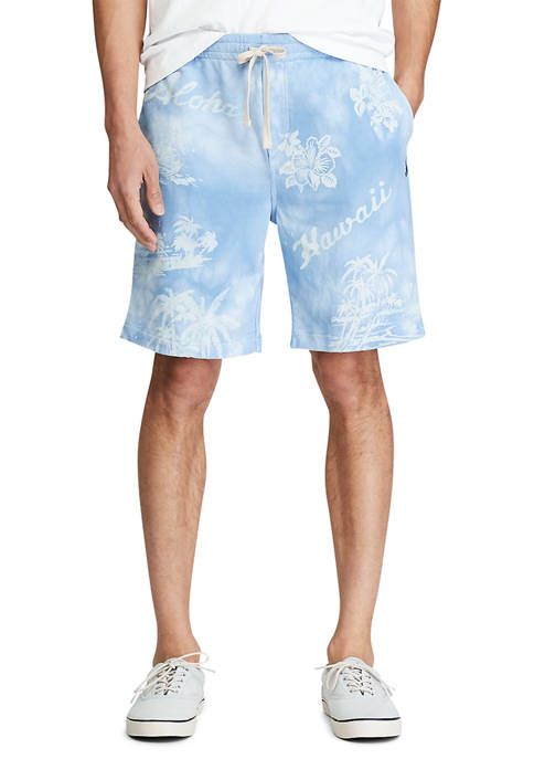 Polo Ralph Lauren Hawaiian Spa Terry Short