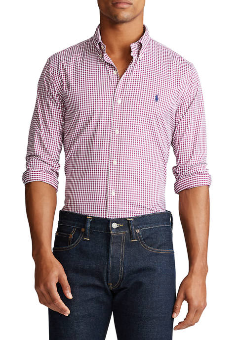 Polo Ralph Lauren Classic Fit Performance Twill Shirt