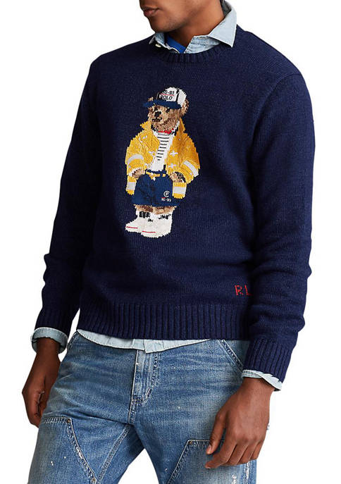 Polo Ralph Lauren CP-93 Bear Sweater