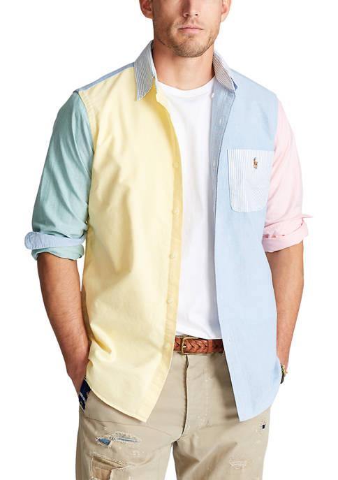 Polo Ralph Lauren Classic Fit Oxford Fun Shirt