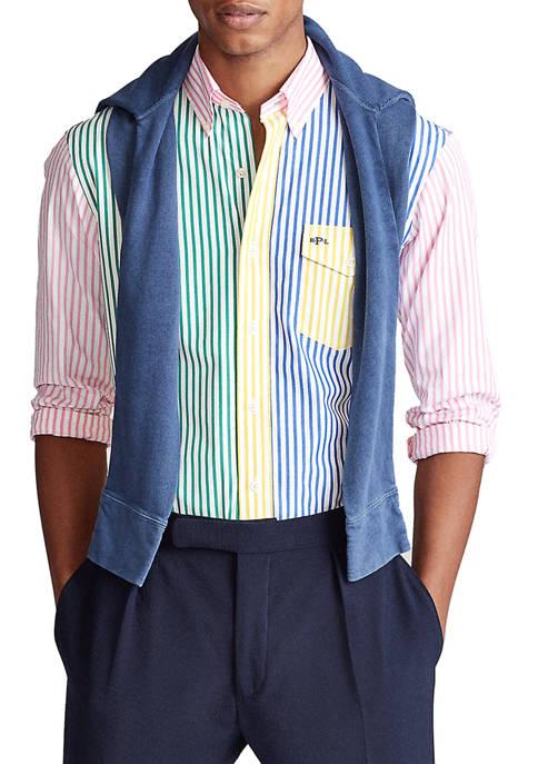 Polo Ralph Lauren Classic Fit Poplin Fun Shirt