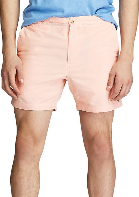Classic Fit Polo Prepster Short