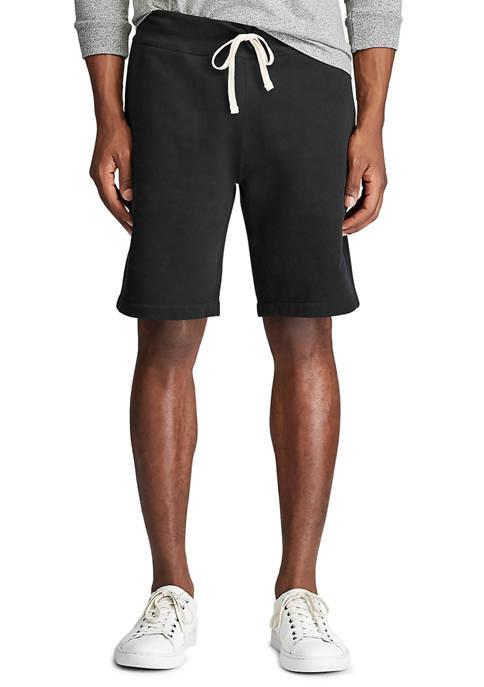 Fleece Athletic Shorts
