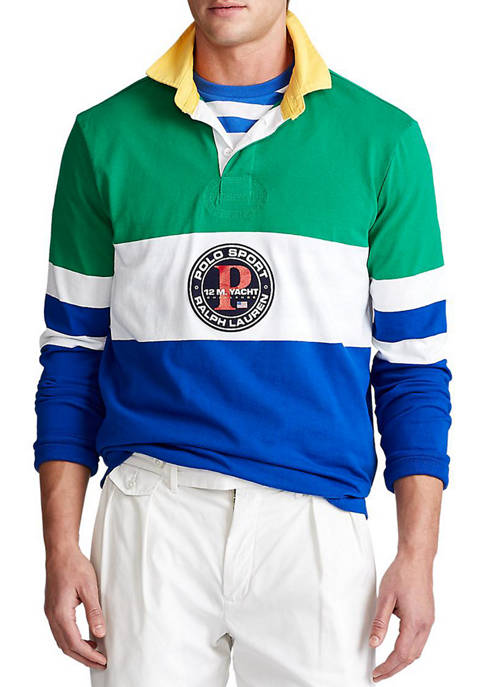 Polo Ralph Lauren Classic Fit Rugby Shirt