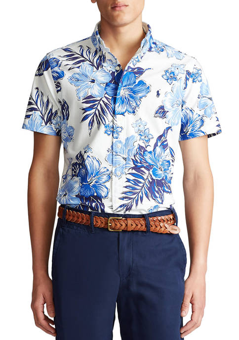 Polo Ralph Lauren Classic Fit Floral Shirt