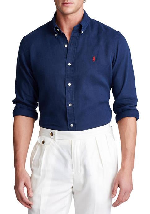 Polo Ralph Lauren Classic Fit Linen Shirt