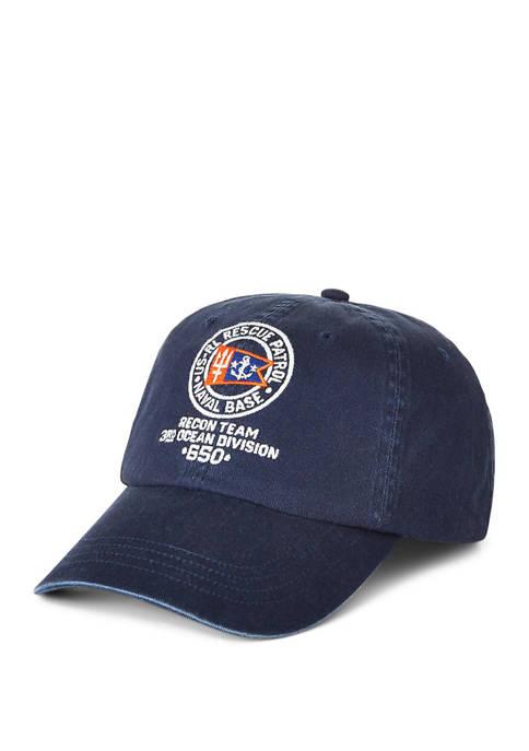 Polo Ralph Lauren Nautical Chino Ball Cap