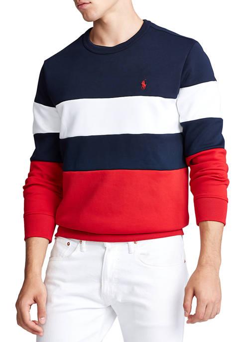 Color-Blocked Sweatshirt