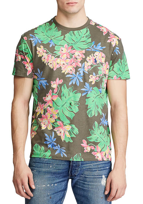 Polo Ralph Lauren Classic Fit Floral T-Shirt