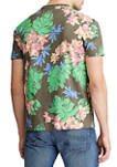Classic Fit Floral T-Shirt