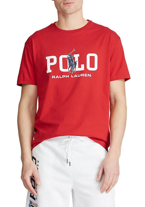 Polo Ralph Lauren Classic Fit Graphic T-Shirt