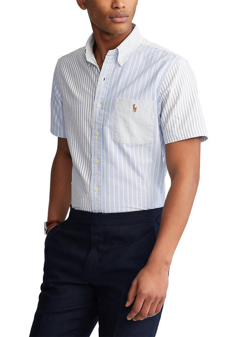 Polo Ralph Lauren Classic Fit Striped Fun Shirt