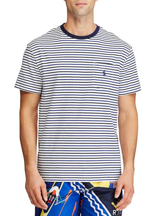 Polo Ralph Lauren Classic Fit Striped Jersey T-Shirt