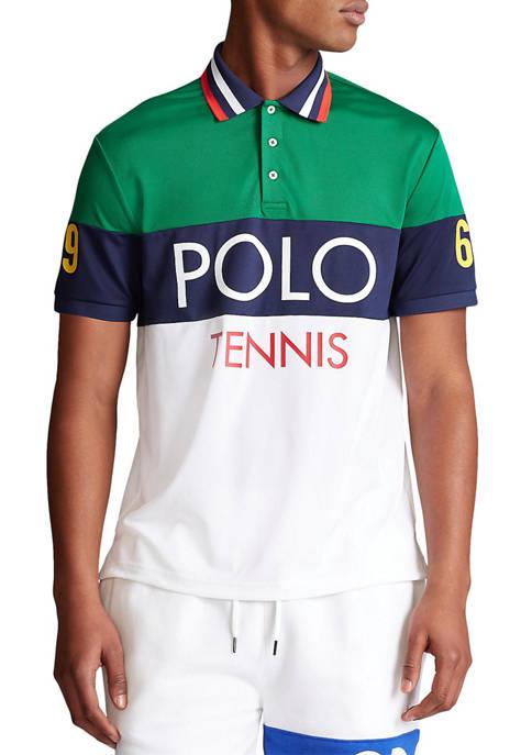 Polo Ralph Lauren Classic Fit Tech Piqué Polo
