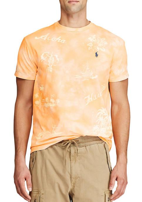 Polo Ralph Lauren Classic Fit Hawaiian T-Shirt