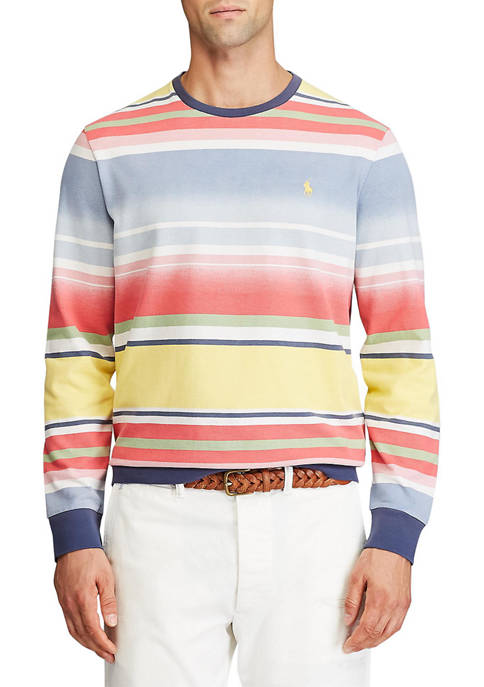 Polo Ralph Lauren Classic Fit Mesh T-Shirt
