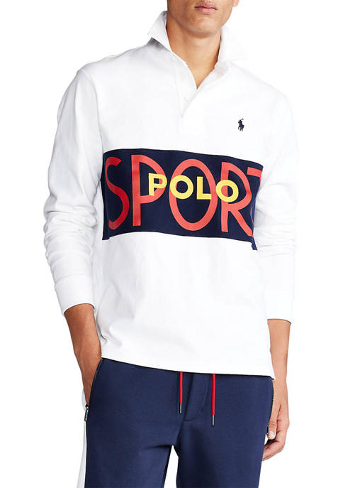 Polo Ralph Lauren Classic Fit Polo Sport Rugby