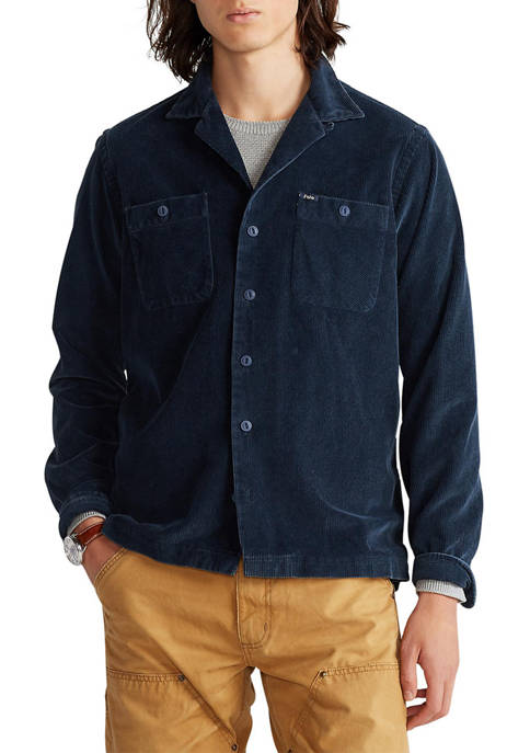 Polo Ralph Lauren Classic Fit Corduroy Shirt