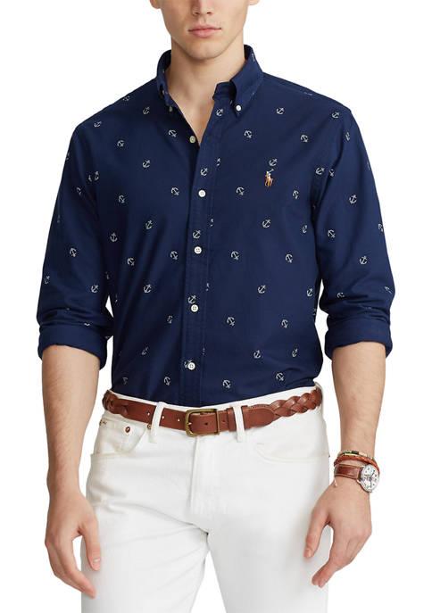 Polo Ralph Lauren Classic Fit Nautical Oxford Shirt