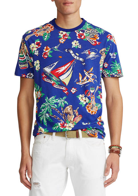 Polo Ralph Lauren Classic Fit Polo Bear T-Shirt