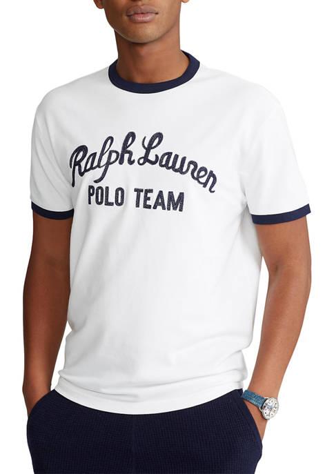 Polo Ralph Lauren Classic Fit Polo Team Mesh