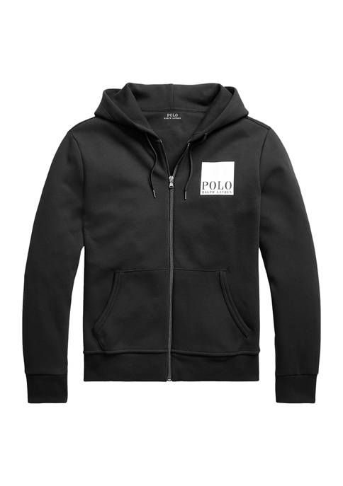 Polo Ralph Lauren Logo Double-Knit Hoodie