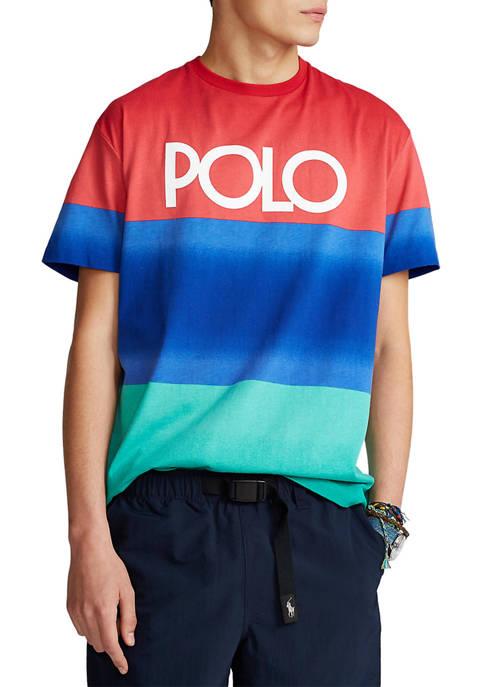 Polo Ralph Lauren Classic Fit Logo Ombré T-Shirt