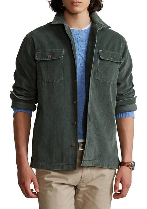 Polo Ralph Lauren Classic Fit Corduroy Camp Shirt