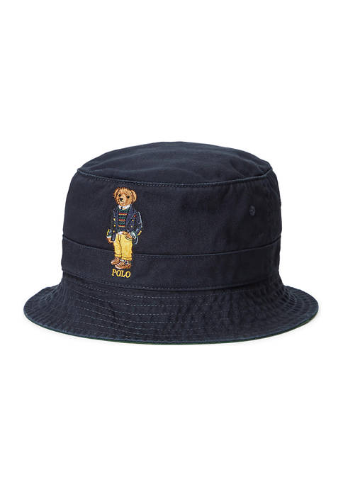 Polo Ralph Lauren Polo Bear Chino Bucket Hat