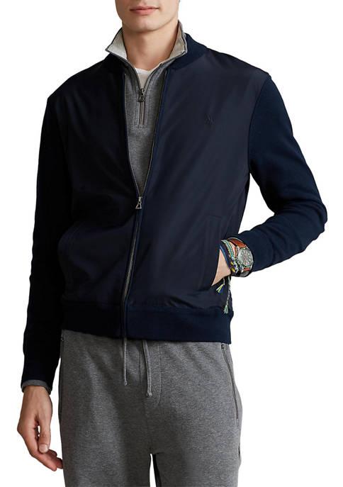 Polo Ralph Lauren Hybrid Full Zip Sweater