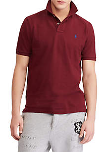 Big & Tall Classic Fit Mesh Polo Shirt
