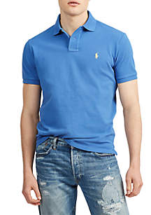 Polo Ralph Lauren Big & Tall Classic Fit Mesh Polo Shirt