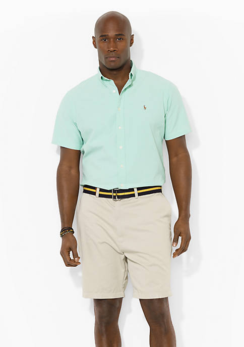 Polo Ralph Lauren Big & Tall Classic-Fit Flat-Front