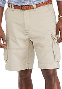 Big & Tall Relaxed-Fit Classic Cargo Shorts