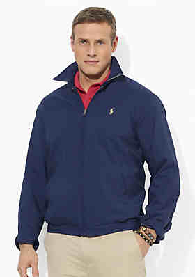 0632932d42 Polo Ralph Lauren Big   Tall Bi-Swing Windbreaker ...