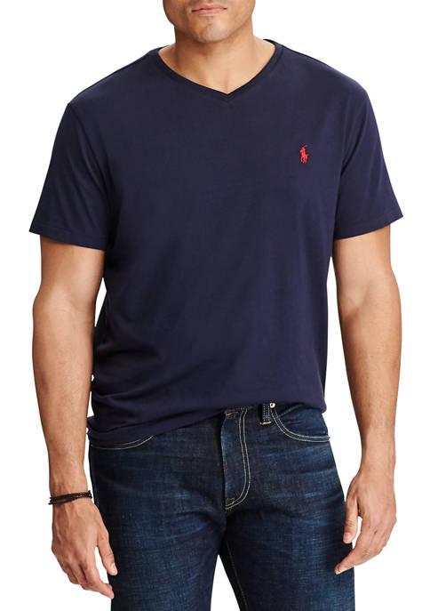 Polo Ralph Lauren Big & Tall Jersey V-Neck