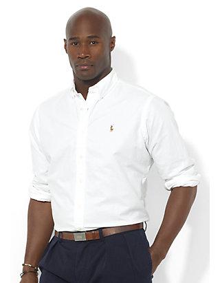 d163403cb Polo Ralph Lauren. Polo Ralph Lauren Big   Tall Classic-Fit Oxford Shirt