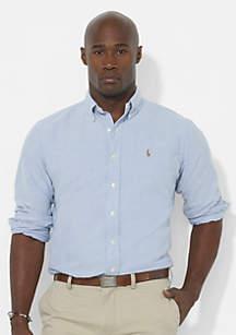 Big & Tall Classic-Fit Oxford Shirt