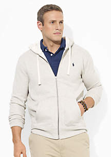 Big & Tall Full-Zip Fleece Hoodie