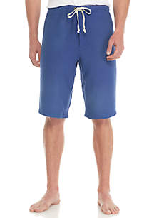 Big & Tall Fleece Shorts