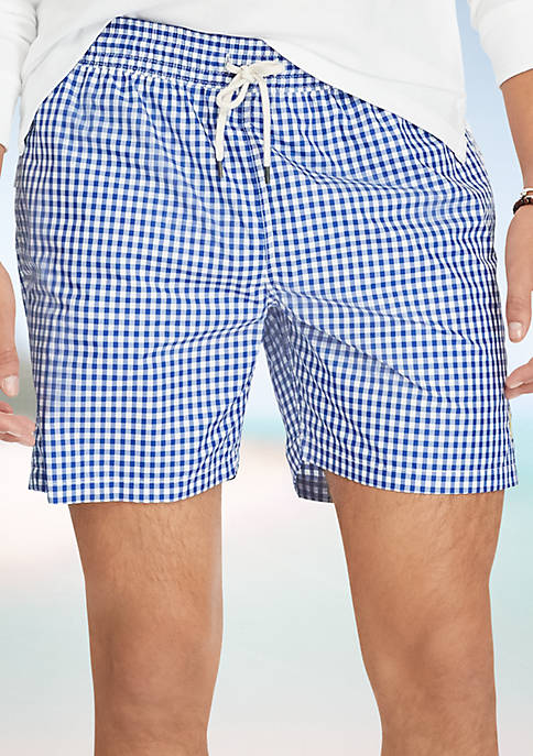 Polo Ralph Lauren Big & Tall Gingham Traveler