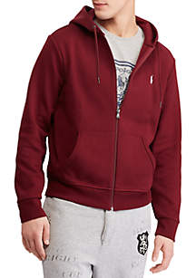 Big & Tall Double-Knit Full-Zip Hoodie