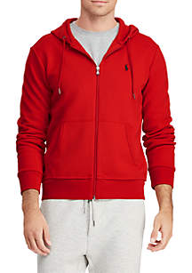 Big & Tall Double Knit Full Zip Hoodie