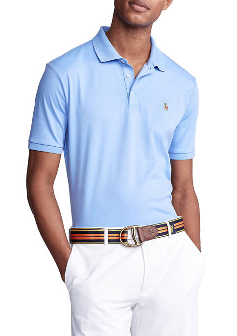 Big & Tall Classic Fit Soft Cotton Polo