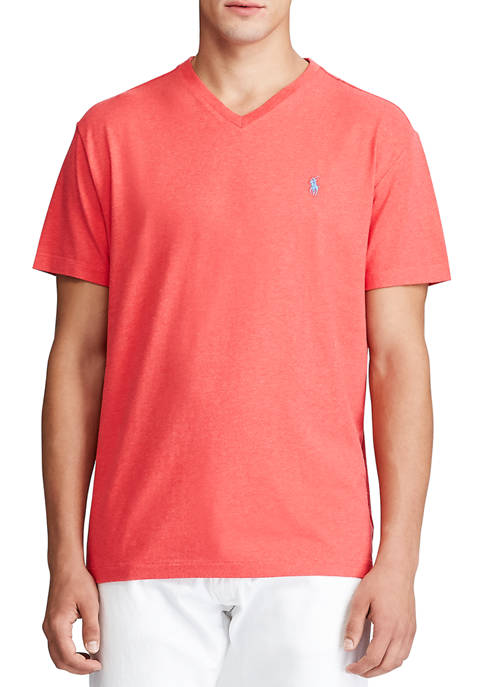 Big & Tall Classic Fit V-Neck T-Shirt