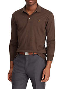 Big & Tall Classic Fit Soft-Touch Polo