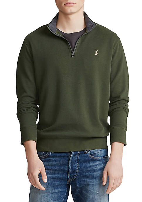 Big & Tall Luxury Jersey Pullover