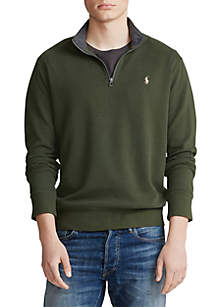 Polo Ralph Lauren Big & Tall Luxury Jersey Pullover