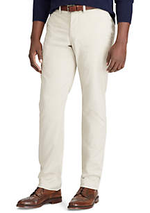 Big & Tall Stretch Classic Fit Chino Pants
