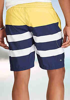 a7416deefd ... uk polo ralph lauren big tall striped kailua swim trunks fda88 a6547